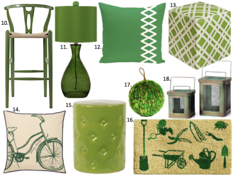 Fresh Home Decor for Spring from Overstock Planet Weidknecht