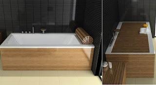 Idee creative per decorare ed utilizzare la vasca da bagno