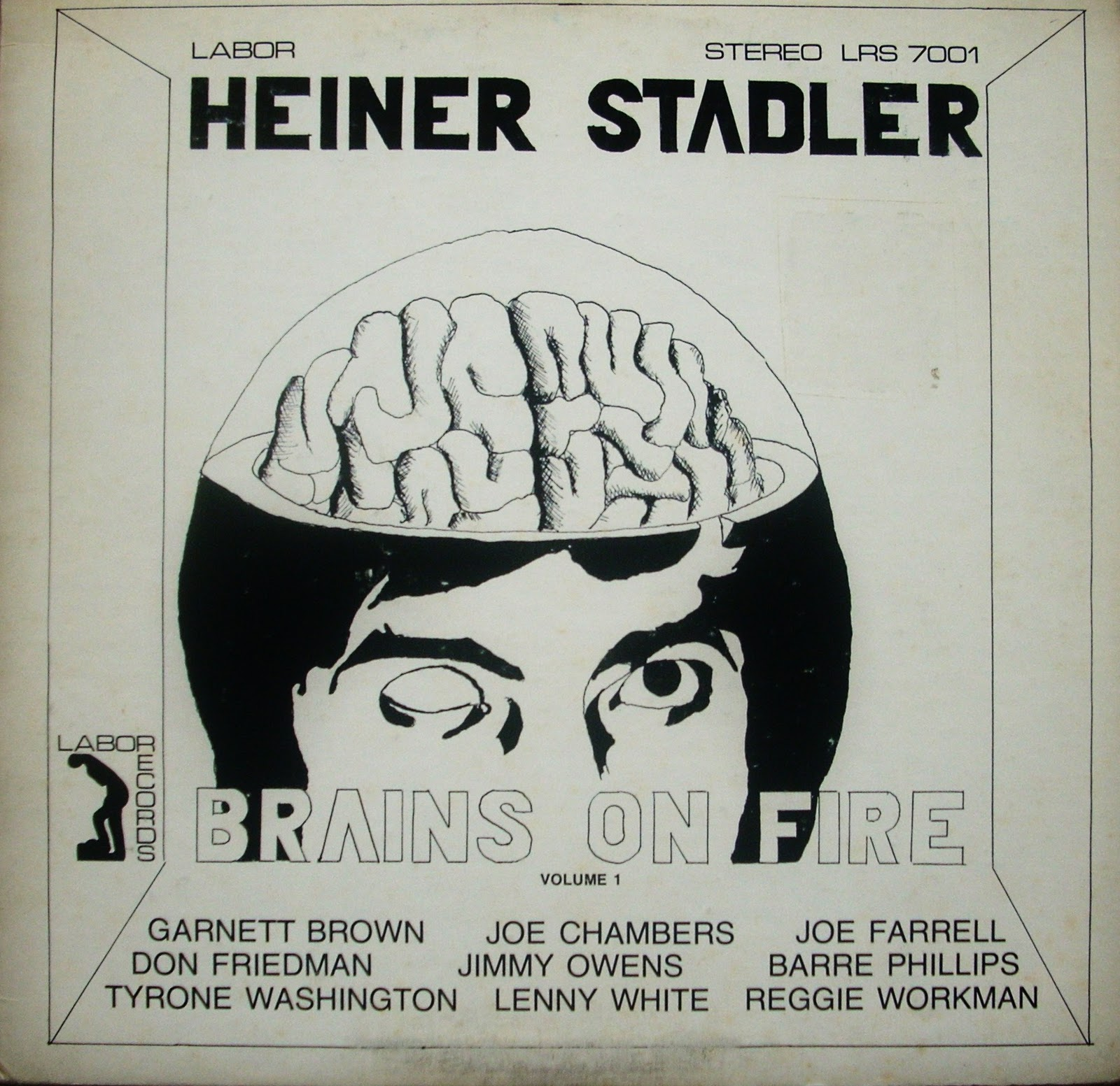 Heiner Stadler Brains On Fire