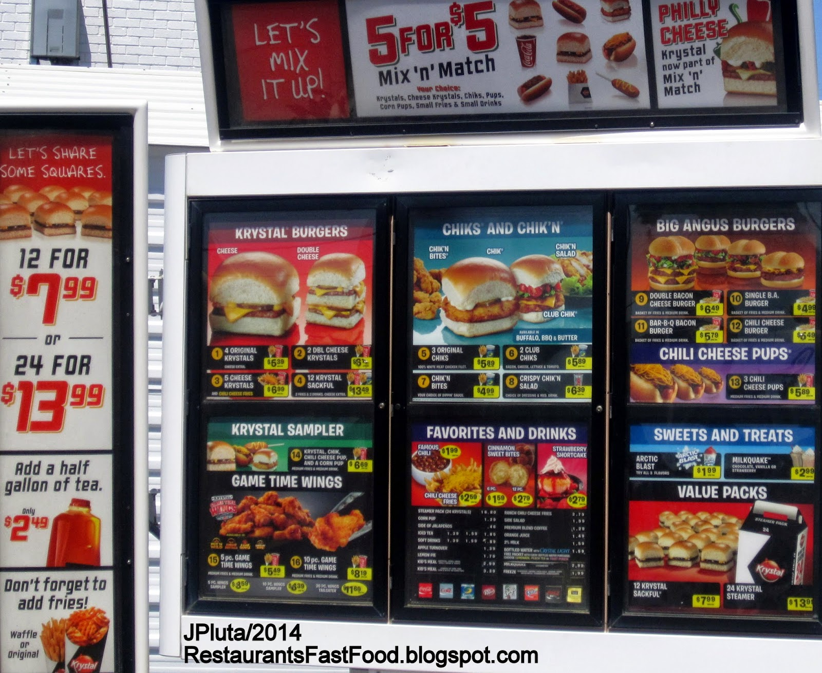 28038 on drive thru digital menu boards