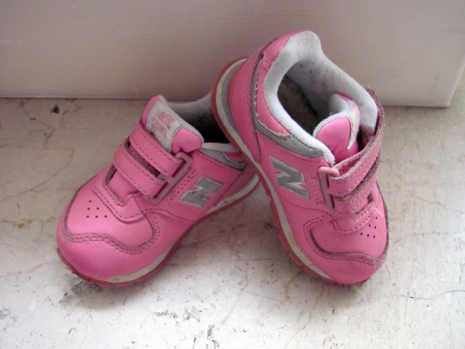 scarpe bimbo 20 new balance