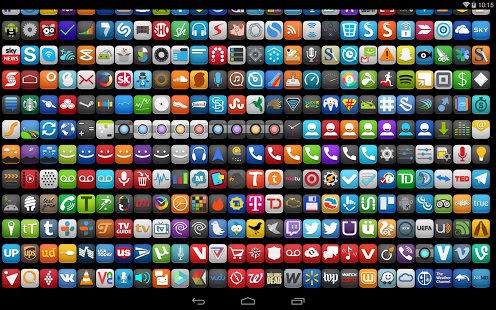 VIBE - Icon Pack full apk