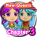 FarmVille Sweet Acres Chapter 3rd (3) Quests