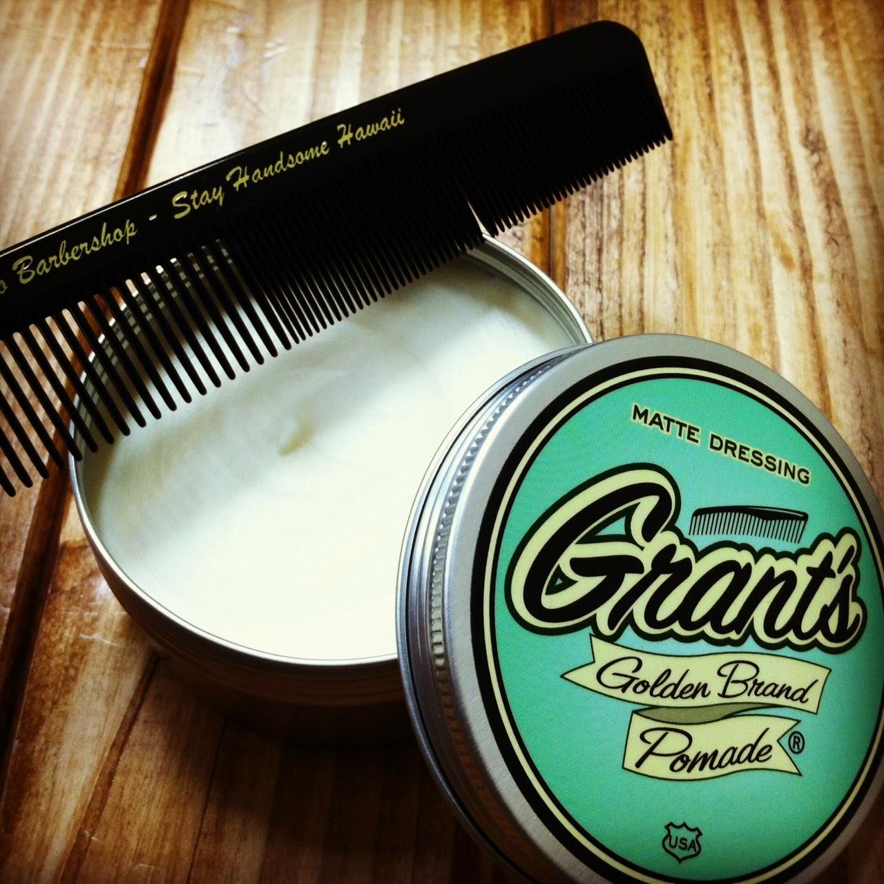 Apa Itu Pomade - Grants pomade