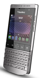 Porsche Design P'9981 from BlackBerry RIM