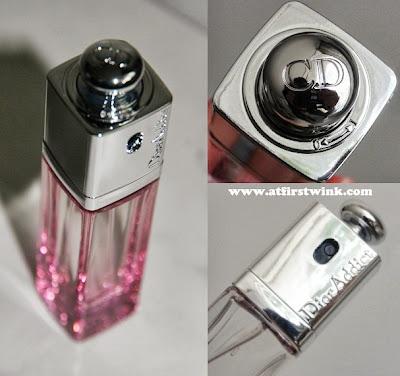 Dior Addict Eau Fraîche bottle