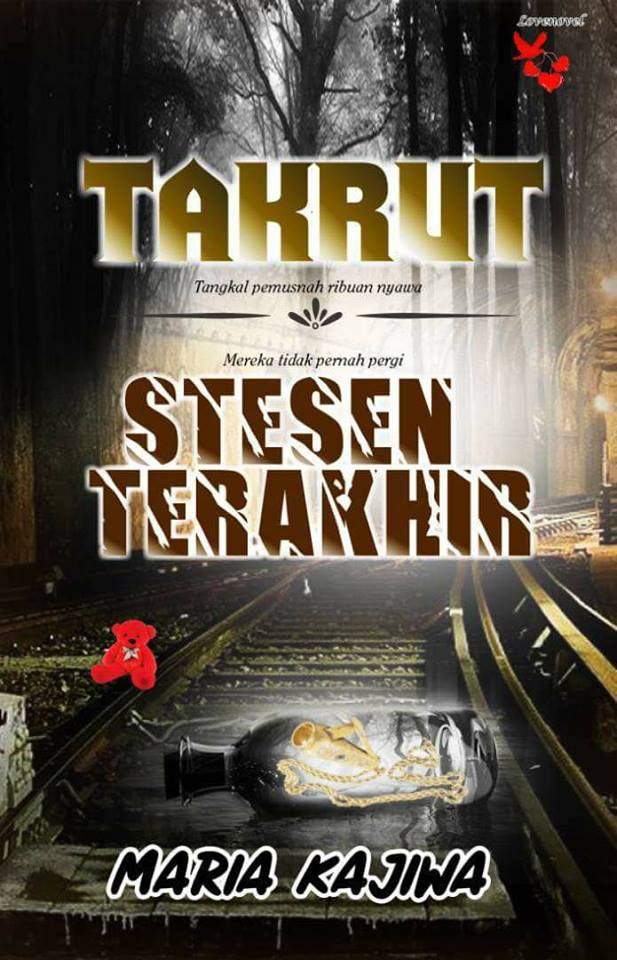 Novel Seram TAKRUT