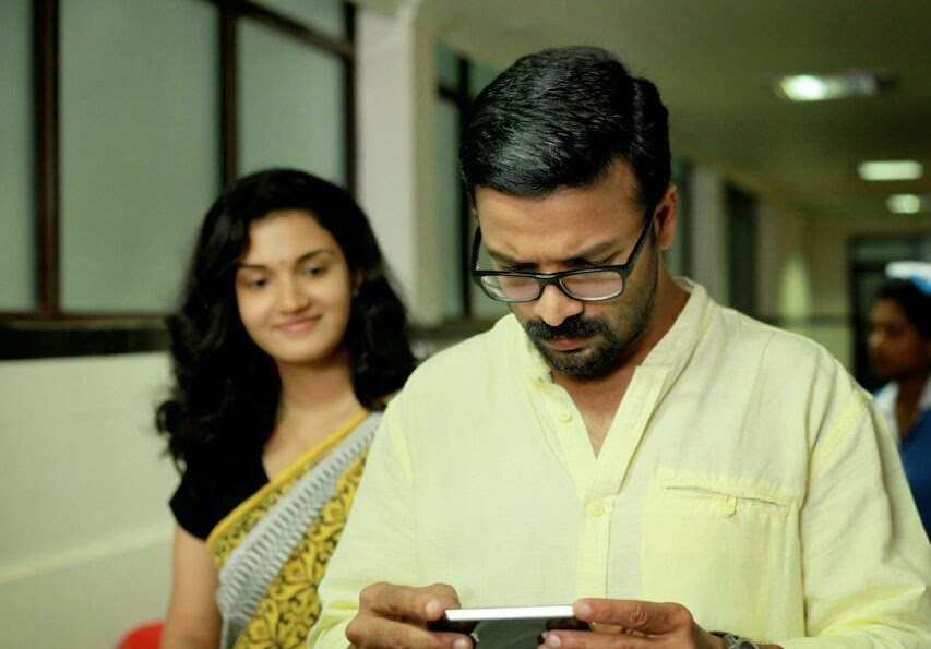 Jayasurya and Honey Rose