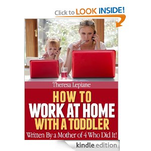 How To Work at Home With a Toddler