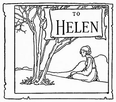Edgar Allan Poe To Helen