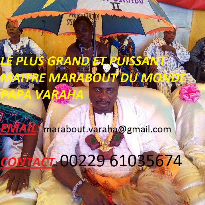 LE PLUS GRAND MARABOUT PAPA VARAHA