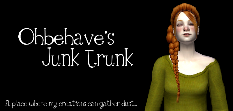 Ohbehave's Junk Trunk