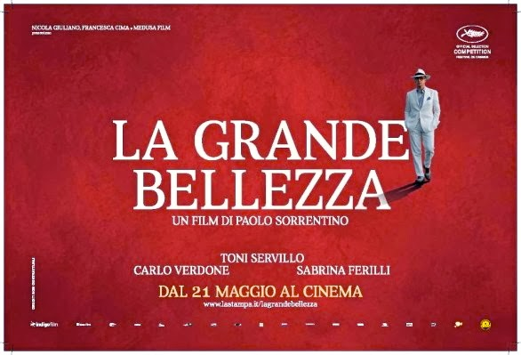 La grande bellezza poster movie