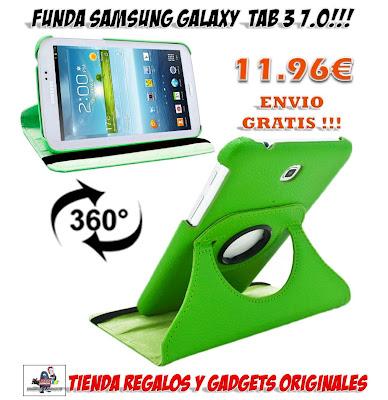 funda giratoria 360 Samsung Galaxy Tab