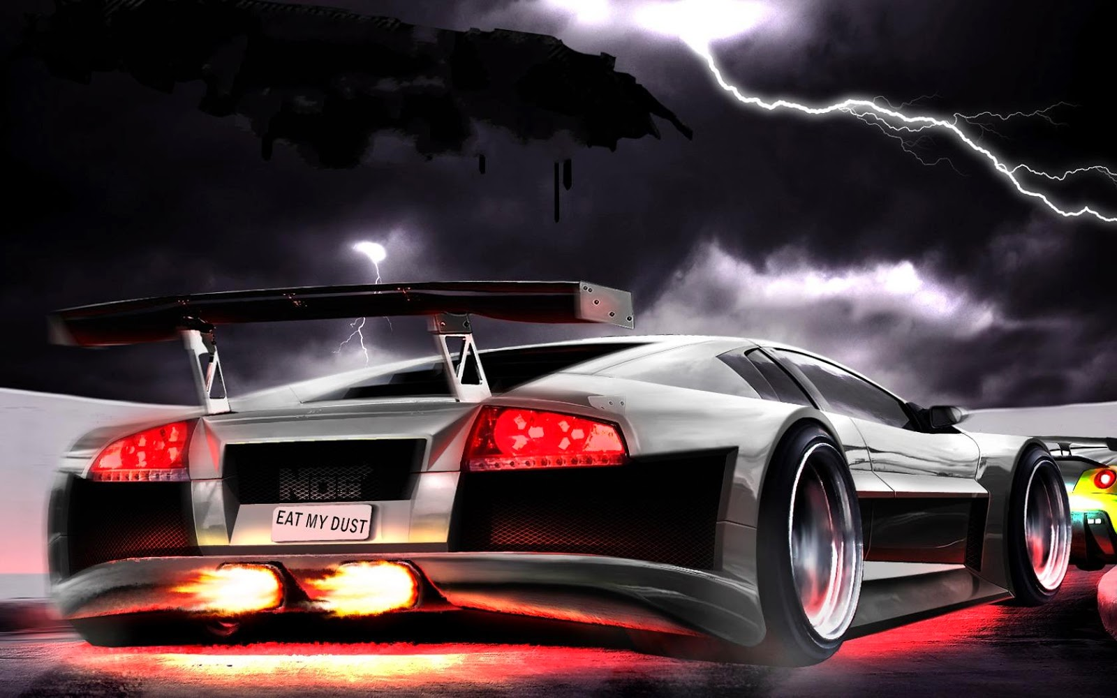 3D HD Wallpapers Cars Amazing View
