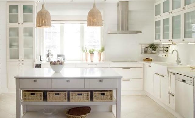 Toimivan keittiön suunnittelu  Sally's