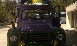 Cypruss, fun bus