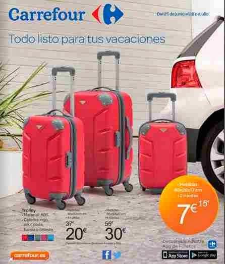 catalogo de ofertas carrefour julio 2014
