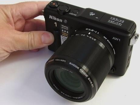 Nikon Unveil 1 AW1