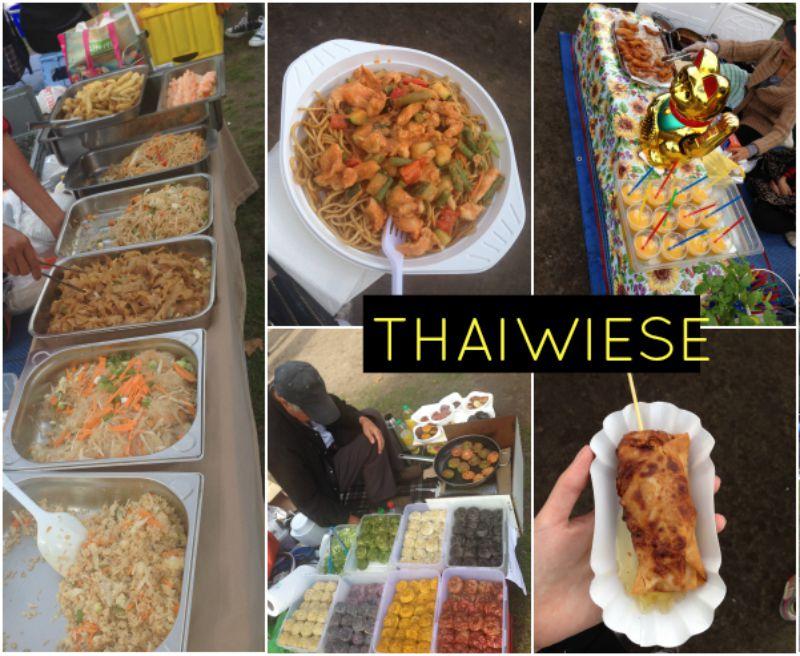 TheBlondeLion Travelguide Berlin Fleamarket Streetfoodmarket Thaiwiese Preußenpark