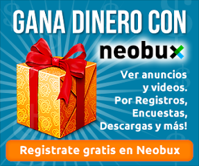 Registrate en NeoBux