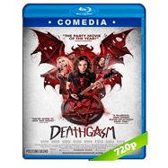 Deathgasm (2015) BRRip 720p Audio Ingles 5.1 Subtitulada