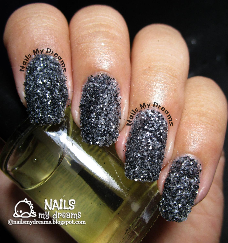 Nails My Dreams: Mixed Glitters Nail Art Fail?...