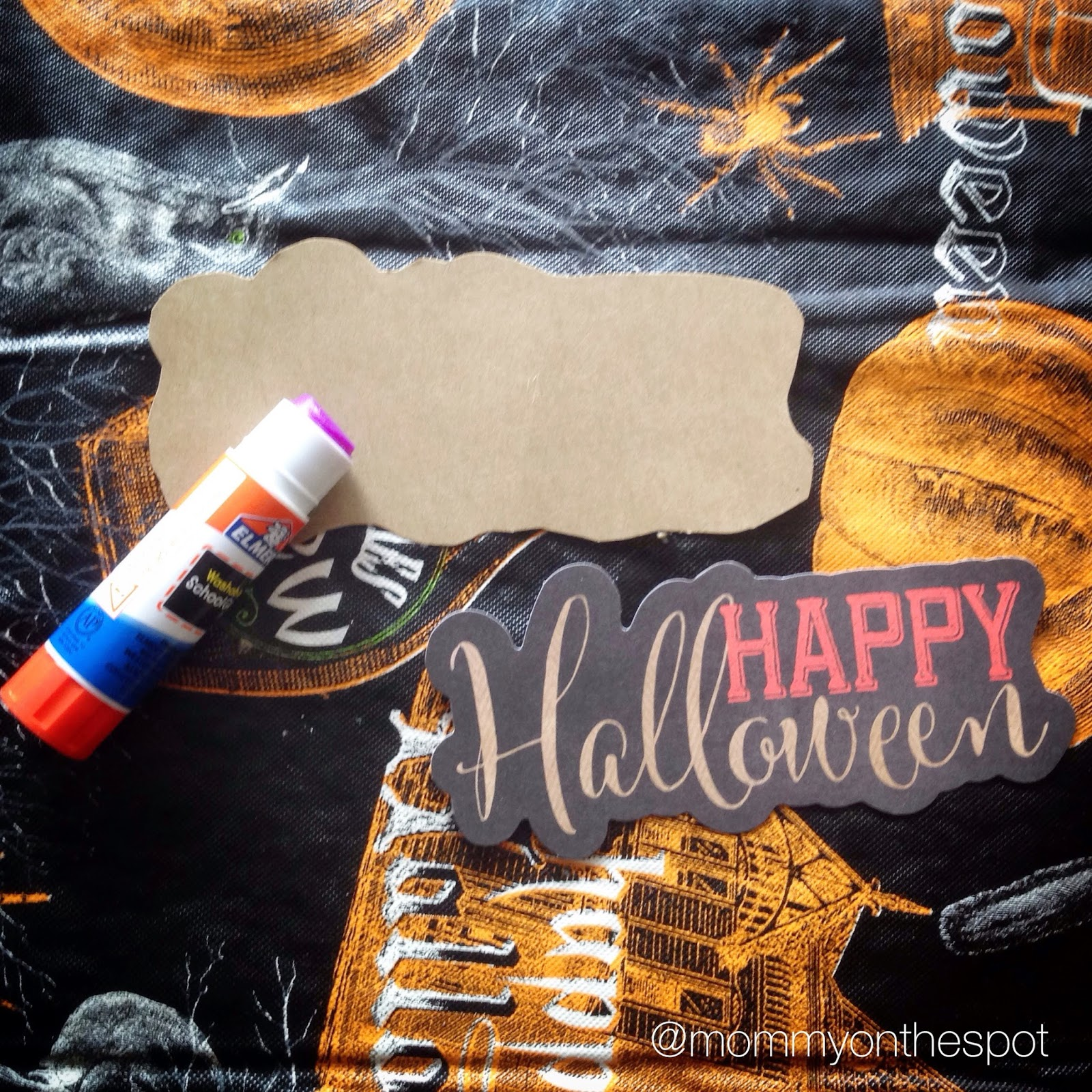 mommy on the spot erin janda rawlings halloween diy craft decorations