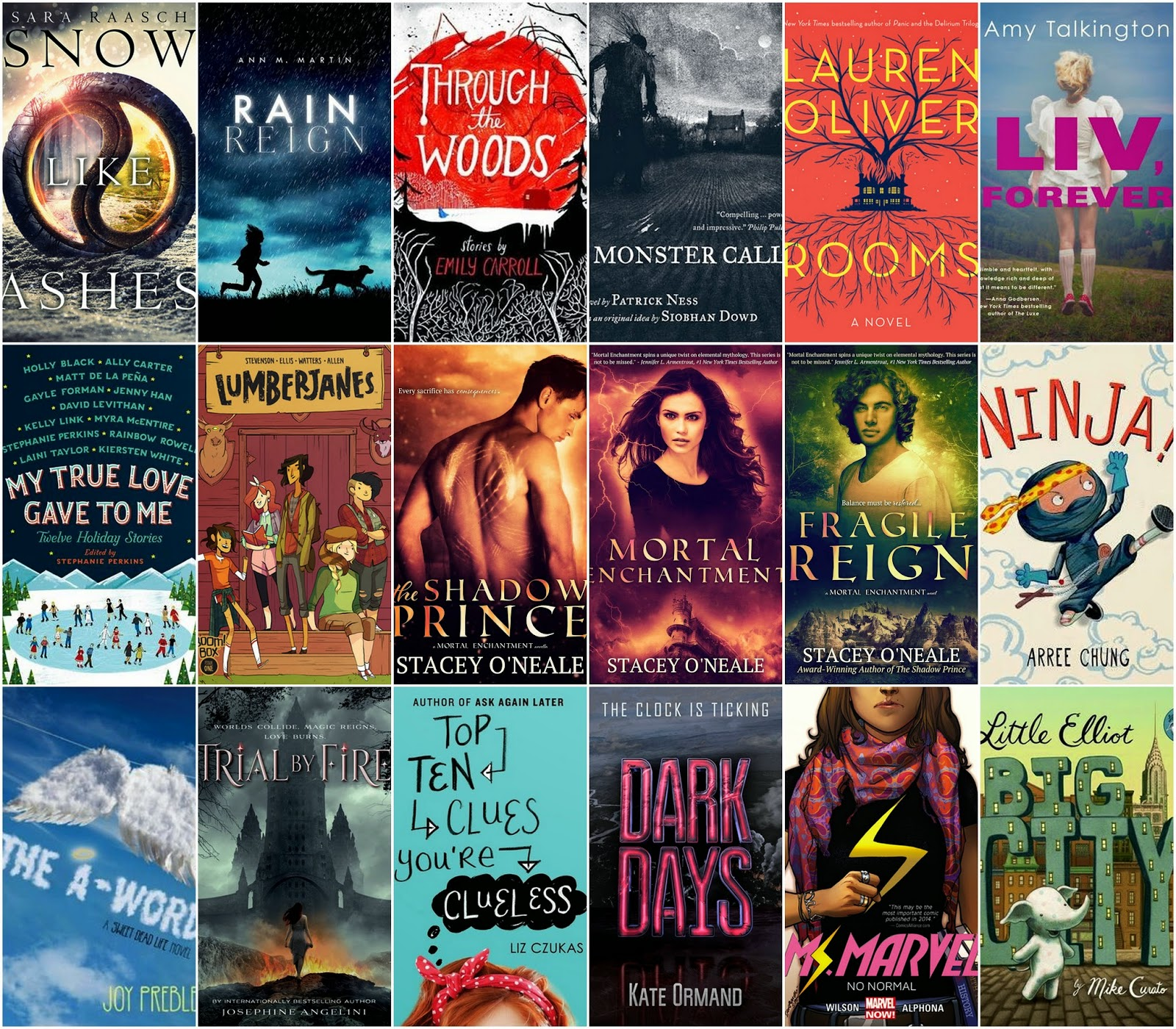 My Top 14 Books Of 2014!!!