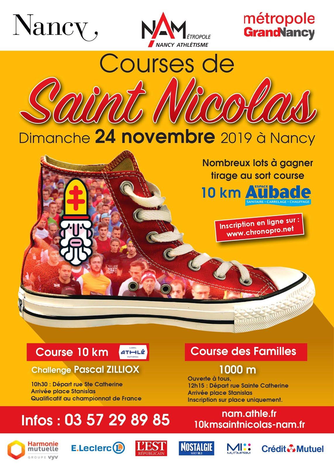 Courses de la St Nicolas