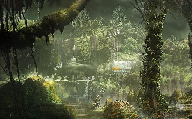 destiny forest screen shot