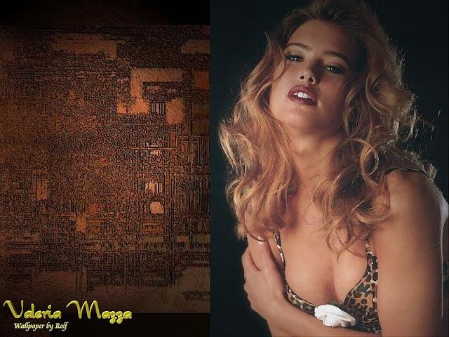 Valeria Mazza - Pictures Gallery