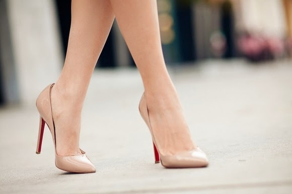 Обувь к наряду