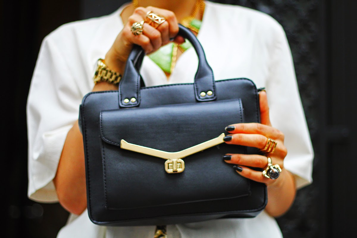 bag details outfit fashion style
