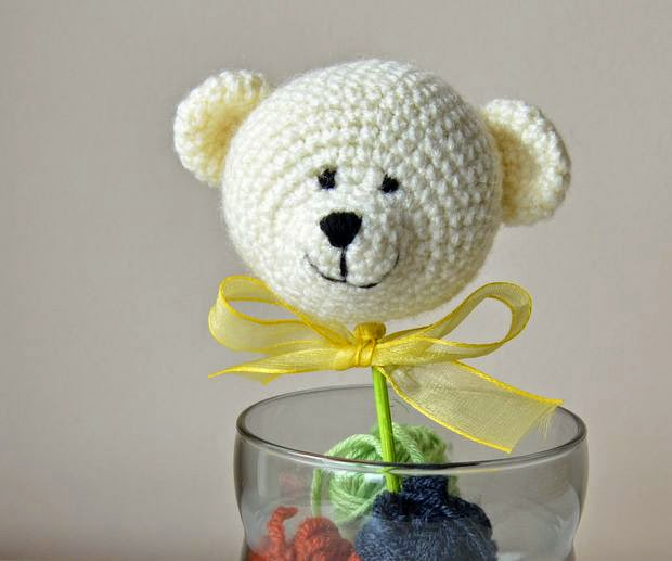 Hand Embroidery A Personal Touch To Amigurumi Lillabjrns