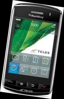 Harga BlackBerry Storm 9530