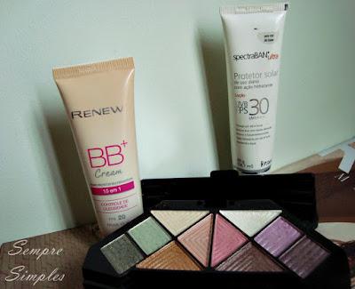 Protetor solar x maquiagem