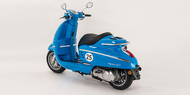 Peugeot Scooter