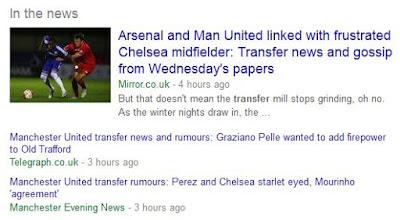 rumor transfer