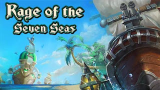Screenshots of the Rage of the seven seas for Android tablet, phone.