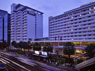 Harga Hotel bintang 5 Jakarta - Pullman Jakarta Indonesia