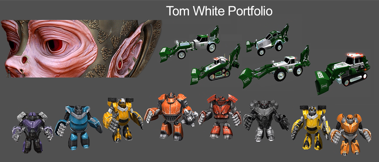 Tom White Portfolio