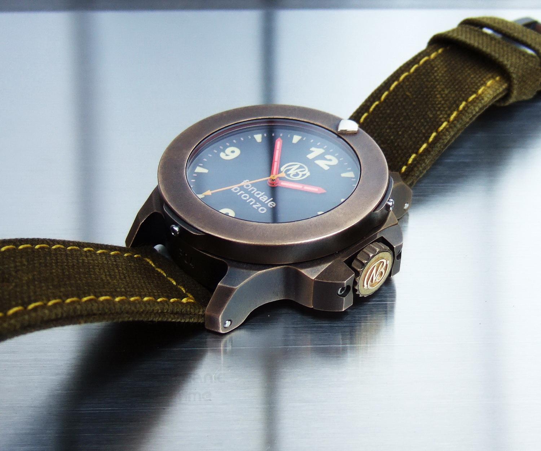 The best looking bronze diver - Bronze dive watch ...