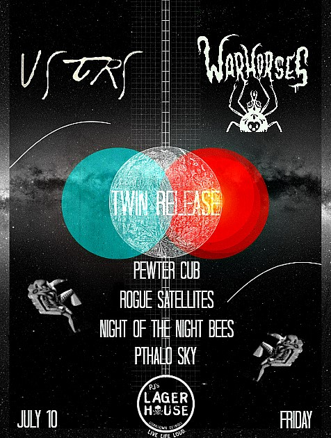 VSTRS and WARHORSES DUAL RECORD RELEASE
