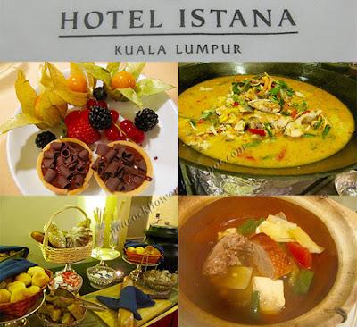 Sumptuous dishes at Taman Sari Brasserie, Hotel Istana - Sept. 12 2015