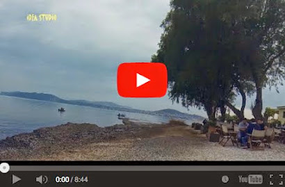 Άρτεμις: δροσιά στην παραλία του Άι Νικόλα - Artemis: breeze on the beach of Agios Nikolas