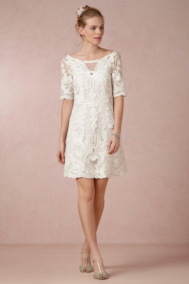 Colección de vestidos para boda civil