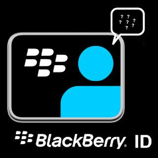 Lupa BlackBerry ID