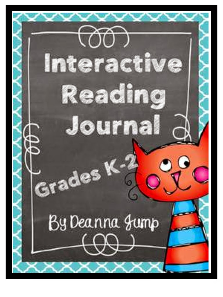 http://www.teacherspayteachers.com/Product/Interactive-Reading-Notebook-for-K-2-Common-Core-Aligned-858335