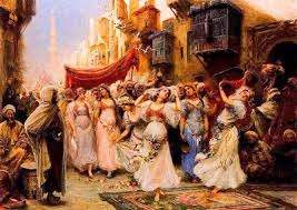 قطر الندى ...وقصة زواج أسطوري أدى إلى إفلاس الدولة الطولونية